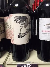 wine label 4