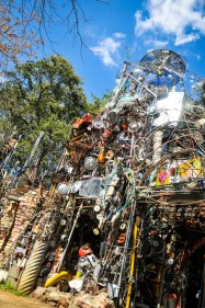 Cathedral of Junk - Austin TX-8