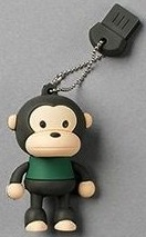 monkey 16gb flash drive