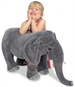Melissa & Doug Plush Elephant