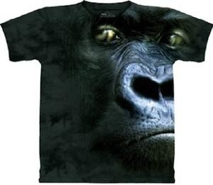 Gorilla silverback t-shirt