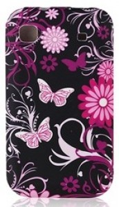 Butterfly Samsung i9000 Phone Case