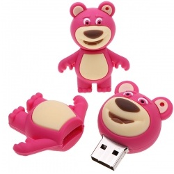 cute bear usb thumb drive
