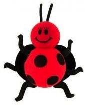 Ladybug Antenna Topper