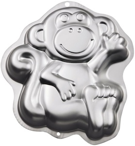 Wilton Monkey Shaped Cake Pan