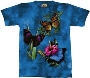 Amazing butterfly t-shirt