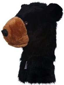 Black Bear Golf Club Head Cover