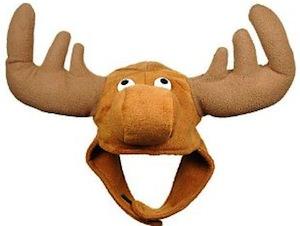 Moose Costume Hat