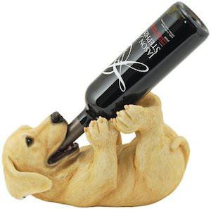 Playful Puppy Bottle Holder
