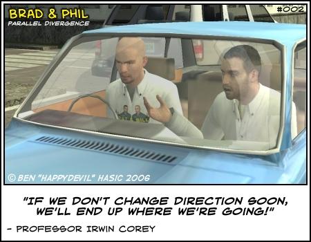 Brad & Phil #002
