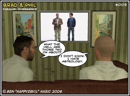 Brad & Phil #003