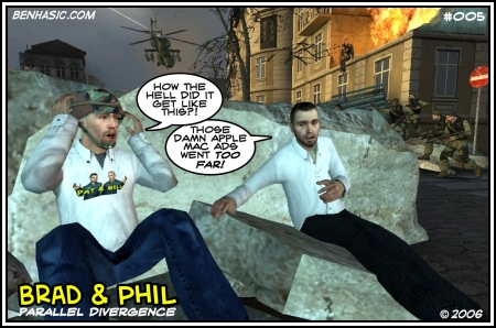 Brad & Phil #005