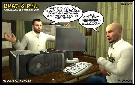 Brad & Phil #006
