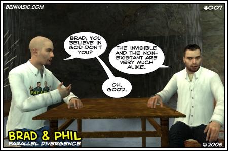 Brad & Phil #007