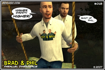 Brad & Phil #18