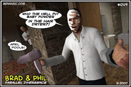 Brad & Phil #19