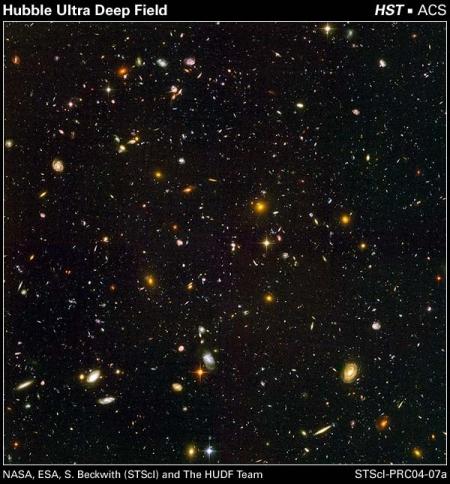 Hubble Ultr