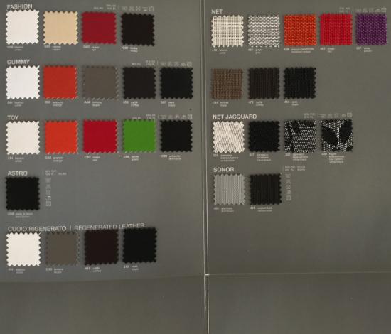 P-Serie-Esszimmer-Netzfarben