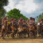 Hamer Ladies, Bull Jumping Ceremony, Omo Valley, Ethiopia