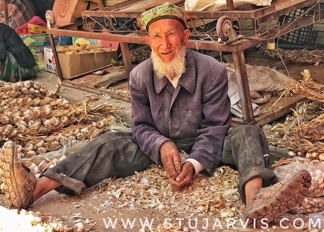 Kashgar Sunday Market, China