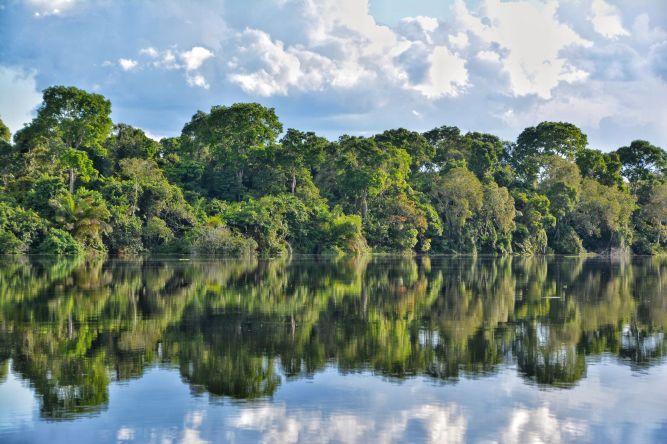 Ivindo River, Gabon