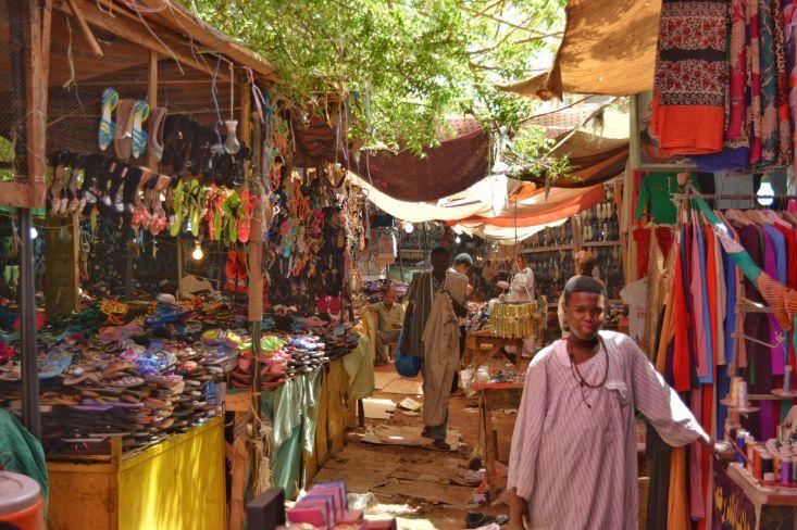 Omdurman Souq, Khartoum, Sudan