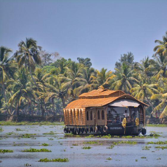 Kerala Houseboat Alleppey