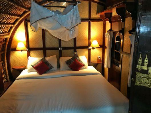 Kerala Houseboat Alleppey - Bedroom