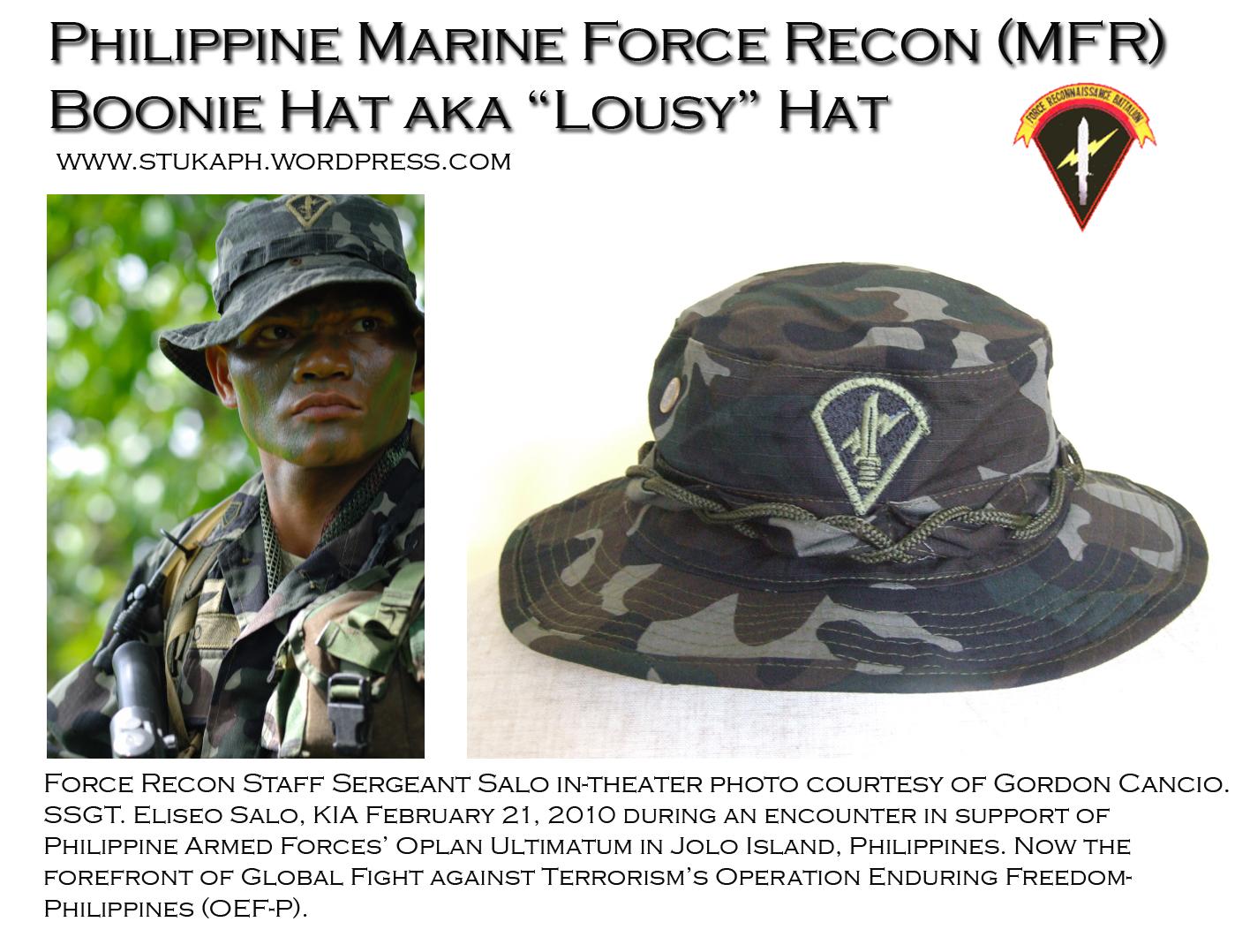 philippine marine corps force