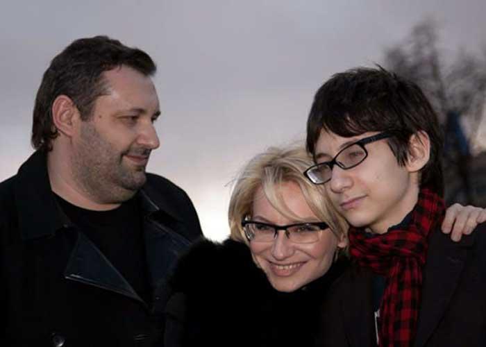 Эвелина Хромченко биография личная жизнь семья муж дети  фото