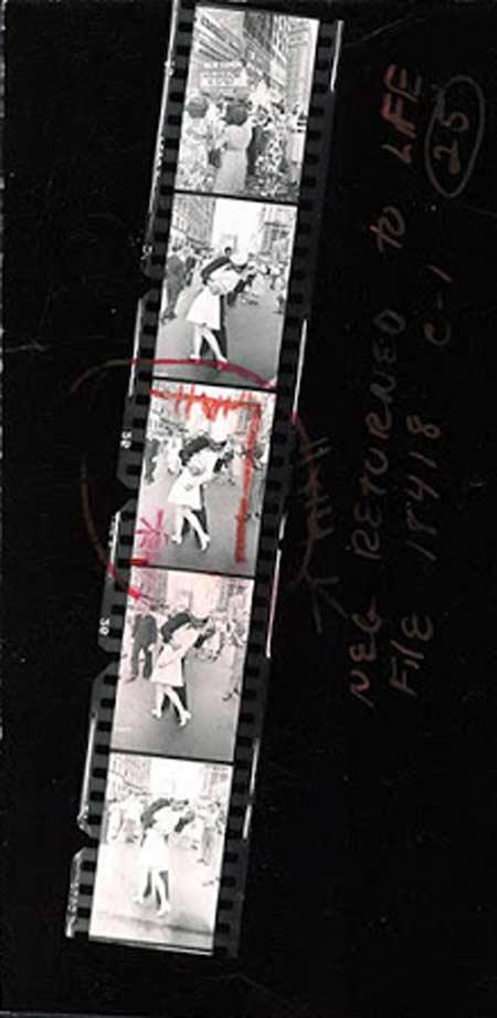 Поцелуй на Таймс-сквер 4