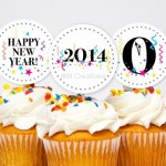 Happy cupcake 2014