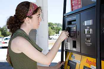gas pump skimming