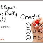 Do Credit Repair Companies Really Work