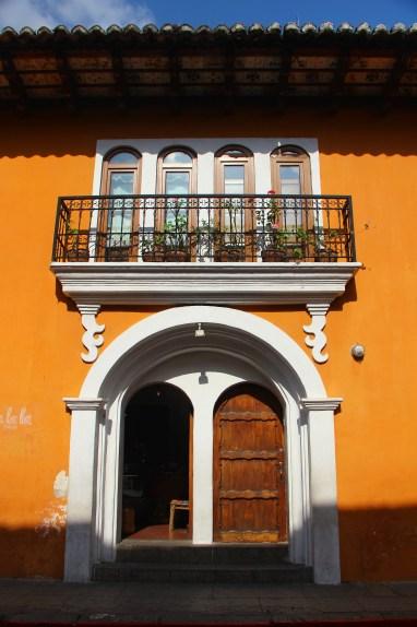 Architecture in Antigua