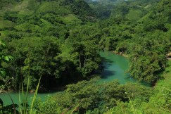 View of rio Cabon