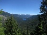 Waptus Lake!
