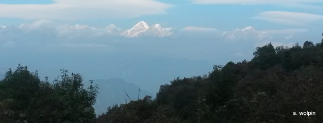 The high himalaya - Langtang?