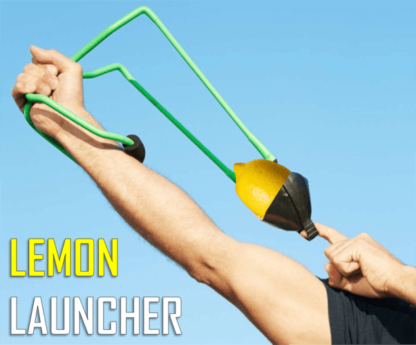 Lemon Launcher