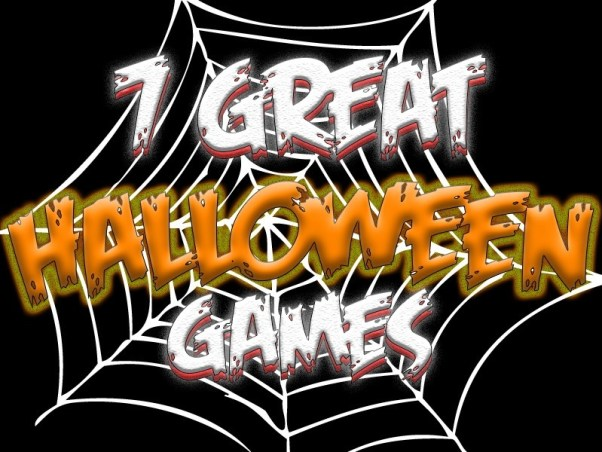 7 Great Halloween Games