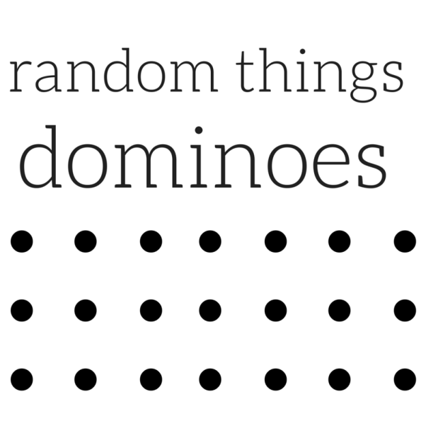 Random Things Dominoes
