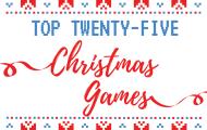 Top 25 Christmas Games