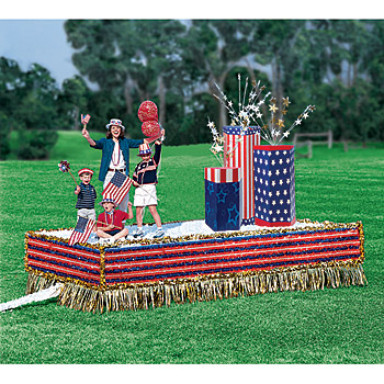 Patriotic Theme  Prom Ideas & Event Ideas, Decorations