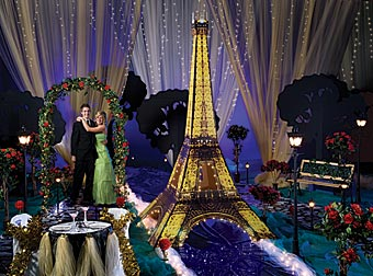 Make Prom Picture Perfect with a Pictures from Paris Theme