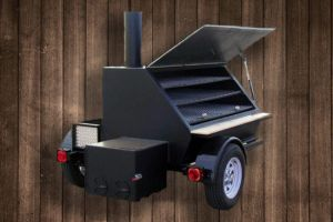 REVERSE FLOW COOKERS – Stumps Smokers