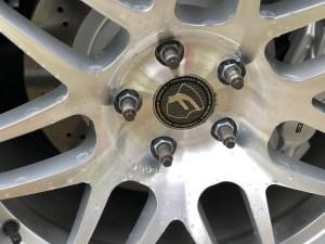 Forgestar F14 wheels on studs