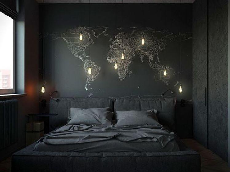 Dark Bedroom Ideas 20 Distinctively Elegant Decors With Cozy Vibe Stunhome Com