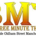 Three Minute Theatre logo