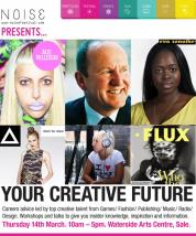 your creative future - NOISE