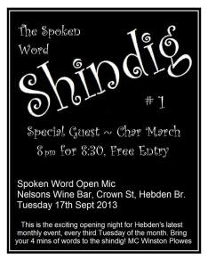 Shindig Hebden Bridge